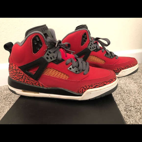 "Jordan Other - Jordan Spizike ""Toro Red"" - Size 6.5 Youth"